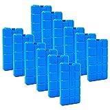 ToCi Mattonelle di ghiaccio, ciascuna di 200 ml, per borsa termica o congelatore, 6 (EU)