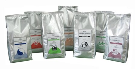 Abraham´s Tea House -China Sencha Tee Initiative 1kg