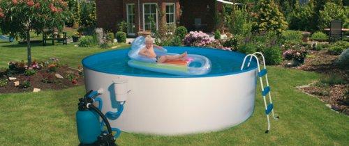 Trend Pool Set 350 x 120 cm mit Sandfilteranlage
