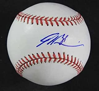 Dontrelle Willis Autographed Official Major League (OML) Baseball