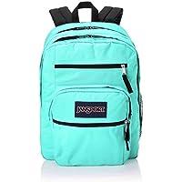 JanSport Big Student Trop Teal Notebook Carrying Backpack