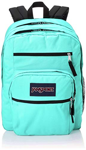 JanSport Big Student, Tropical Teal, One Size