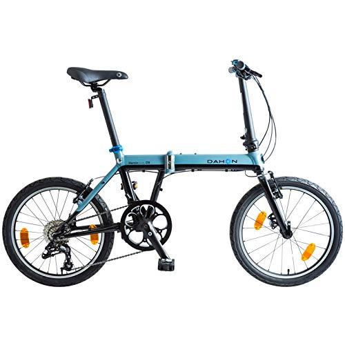 Dahon Unisex Fahrrad Hemingway D9 Faltrad, 9 Gang, 20