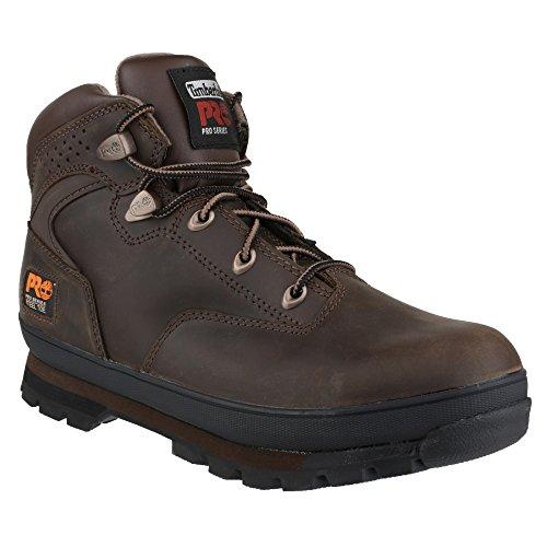 Timberland PRO Euro Hiker - Chaussures de sécurité - Homme (40 EU) (Marron huilé)