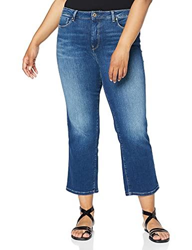 Pepe Jeans Dion 7/8 Vaqueros, Azul (000 Denim G4R), 27W / RE para Mujer