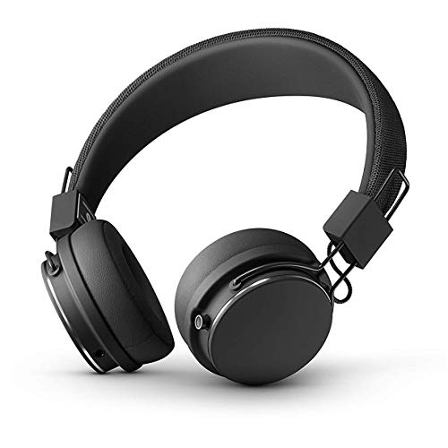 Urbanears Plattan 2 Bluetooth On-Ear Headphone, Black (04092110)