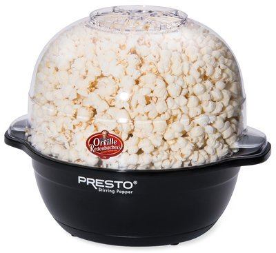 Why Should You Buy Stirring Popcorn Popper