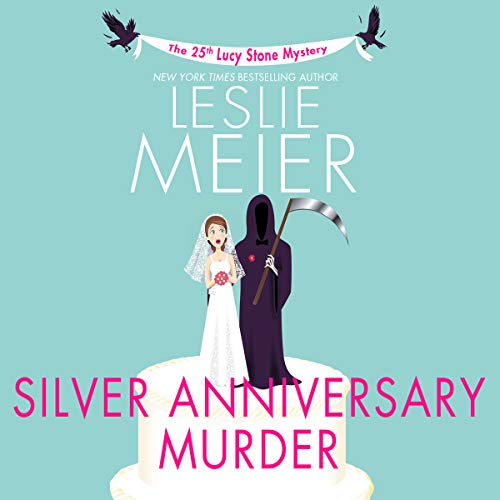 Silver Anniversary Murder  By  cover art