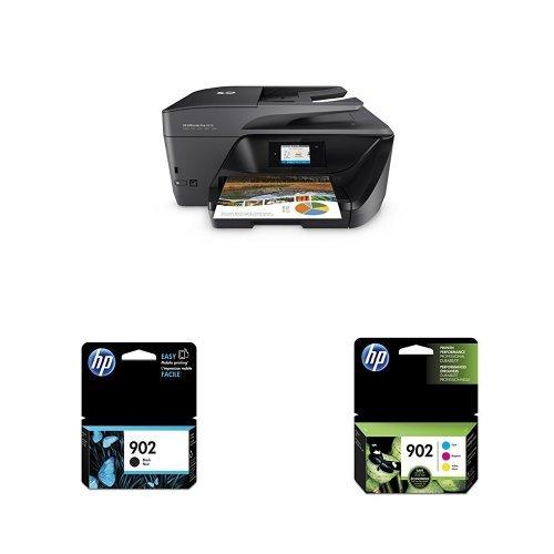 HP OfficeJet Pro 6978 Wireless All-in-One Photo Printer withStandard Ink Bundle