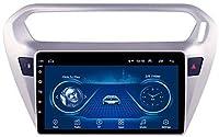 Peugeot(301)2014-2018ヘッドユニットGPSナビゲーションシステムSWC 4G WiFi BT USB AUXラジオマップ衛星ナビゲータのデバイス,4g+wifi:4+64