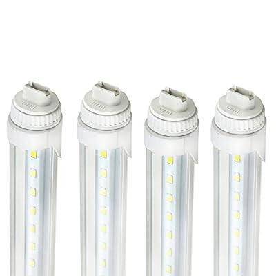 20W R17D 4Feet Led Tube F48T12 LED Bulb Lights 5500k Daylight Clear Cover
