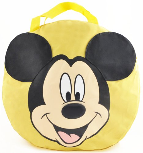 Disney, PORTAGIOCHI Mickey, unisex kinderen en jongeren, geel