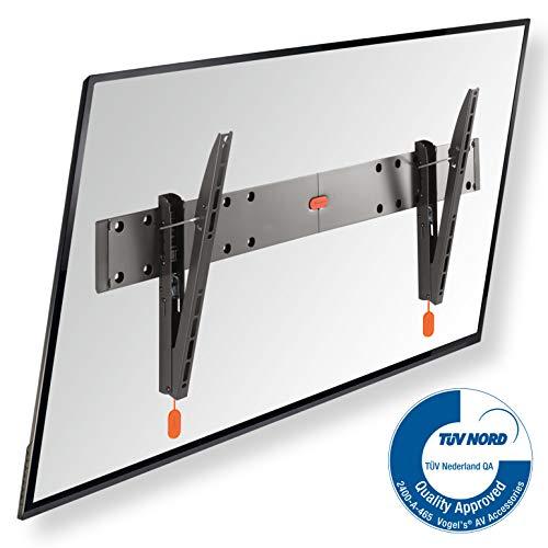 Vogel's BASE 15 L, Soporte de pared para TV 40 - 65 Pulgadas, Inclinable, Máx 45 kg y con sistema VESA máx. 800x400