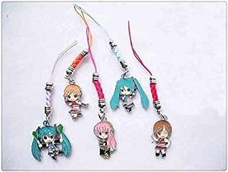YshengHu Accessories Anime Cosplay Costume Keyring Pendant Metal Necklace Game Model Keychains YshengHu-5254