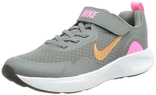 Nike WEARALLDAY (PS), Zapatillas de Gimnasio, Gris, 35 EU