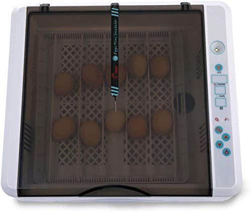 LYRONG Incubadora de Huevos Automática, Incubadora Digital con Pantalla Digital, función de Giro automático de Huevos para Incubar Huevos de Gallinas, Patos y Más,36 Eggs
