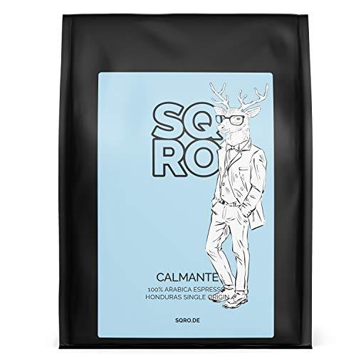 Espresso Bohnen 1 kg von Escuro, 100% Arabica Kaffeebohnen aus Honduras (1000g), säurearme, mittlere, handgeröstete Espressobohnen, Single Origin Espresso