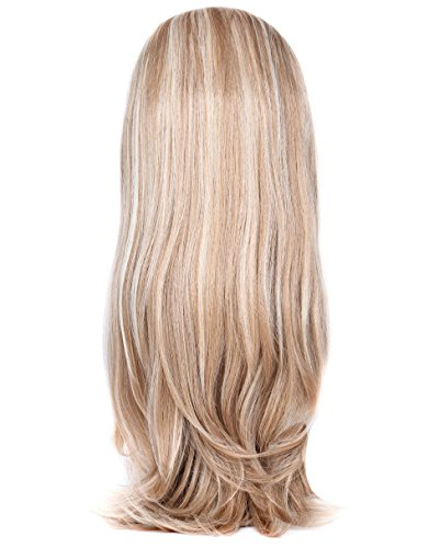 Beauty Works Perruque double volume Cheveux lisses synthétiques n°613/27