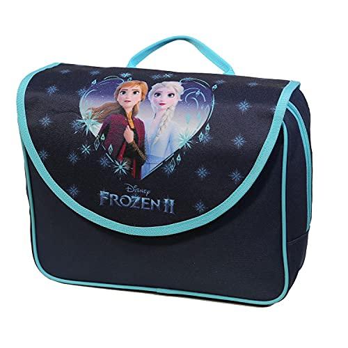 Cartable 32 cm La Reine des Neiges/Frozen Disney Bleu...
