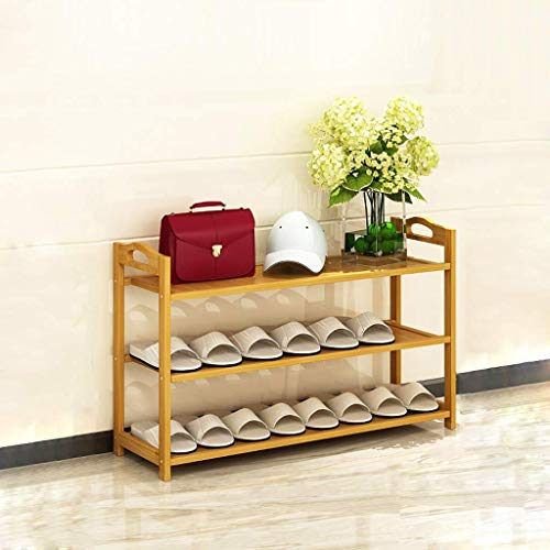 LHQ-HQ - Zapatero moderno y minimalista montado, varios capas, 79 x 25 x 52 cm