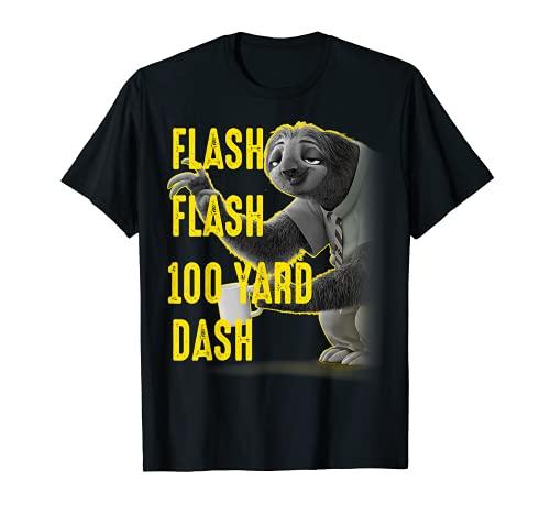 Disney Zootopia Flash Flash 100 Yard Dash Portrait...