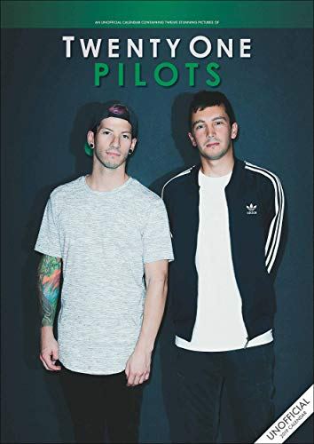 Twenty One Pilots Unofficial A3 2019