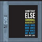 Somethin' Else (Rvg/Rem.) - annonball Adderley