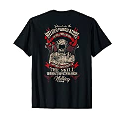 Stunning Welding T-Shirts and Hoodies, So You Look Good! 5
