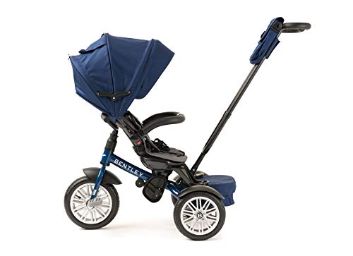 Bentley Toddler Stroller/Trike (Sequin Blue)