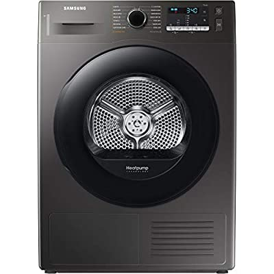 Samsung DV90TA040AN/EU 9kg Freestanding Heatpump Tumble Dryer - Graphite