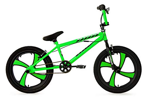 KS Cycling BMX Freestyle 20'' Cobalt grün