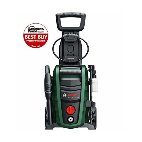 Bosch High-Pressure Washer UniversalAquatak 135 (1900 W, Pressure: 135 Bar, Max. Flow Rate: 410 l/h, in Carton Packaging)