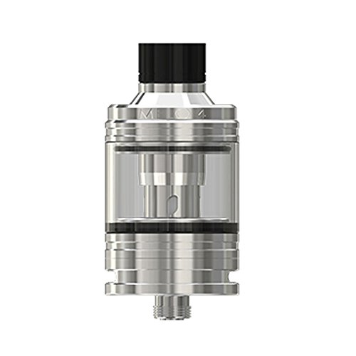 Original Eleaf Melo 4 Atomizer 2ml D22 & 4.5ml D25 Tank with 0.3ohm/0.5ohm EC2 Coil Head fit for IKuun I80 MOD & IKuun I200 MOD Nicotine Free
