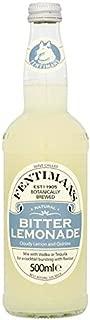 Fentimans Botanically Brewed Bitter Lemonade - 500ml (16.91fl oz)