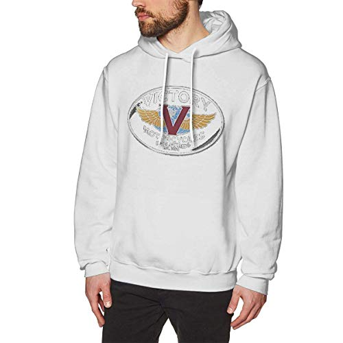 Herren Neuheit Hoodies Activewear Top Hoodies Herren Hoody Victory Motorcycles Polaris Logo Hoodies for Men
