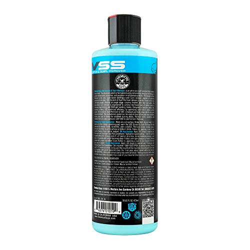 Chemical Guys COM_129_16 Scratch and Swirl Remover (16 oz)