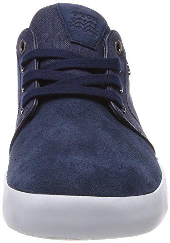 Geox Herren U Smart B Sneaker, Blau - 2