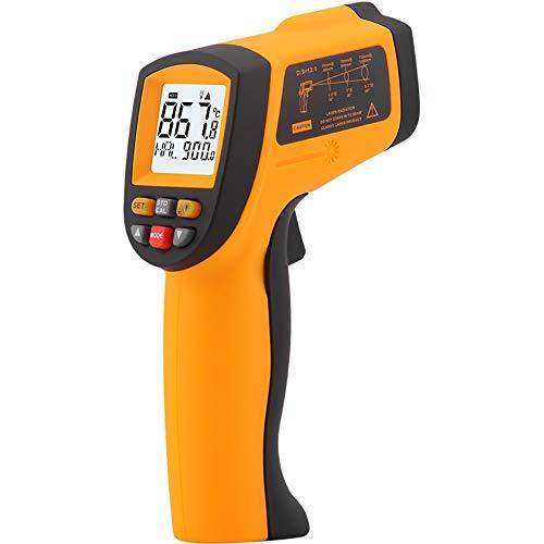 Berührungslos Digitaler Laser IR Infrarot Thermometer,(-50 ℃ ~ 950℃)(- 58℉ ~ 1742℉),GM900