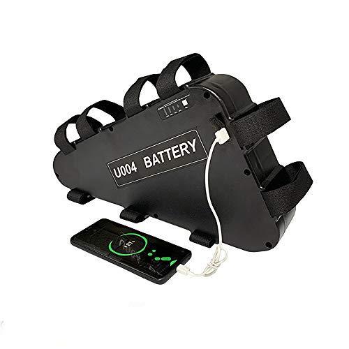 MXS Batería Ebike - 48V 20Ah Batería de Bicicleta eléctrica para 1500W...