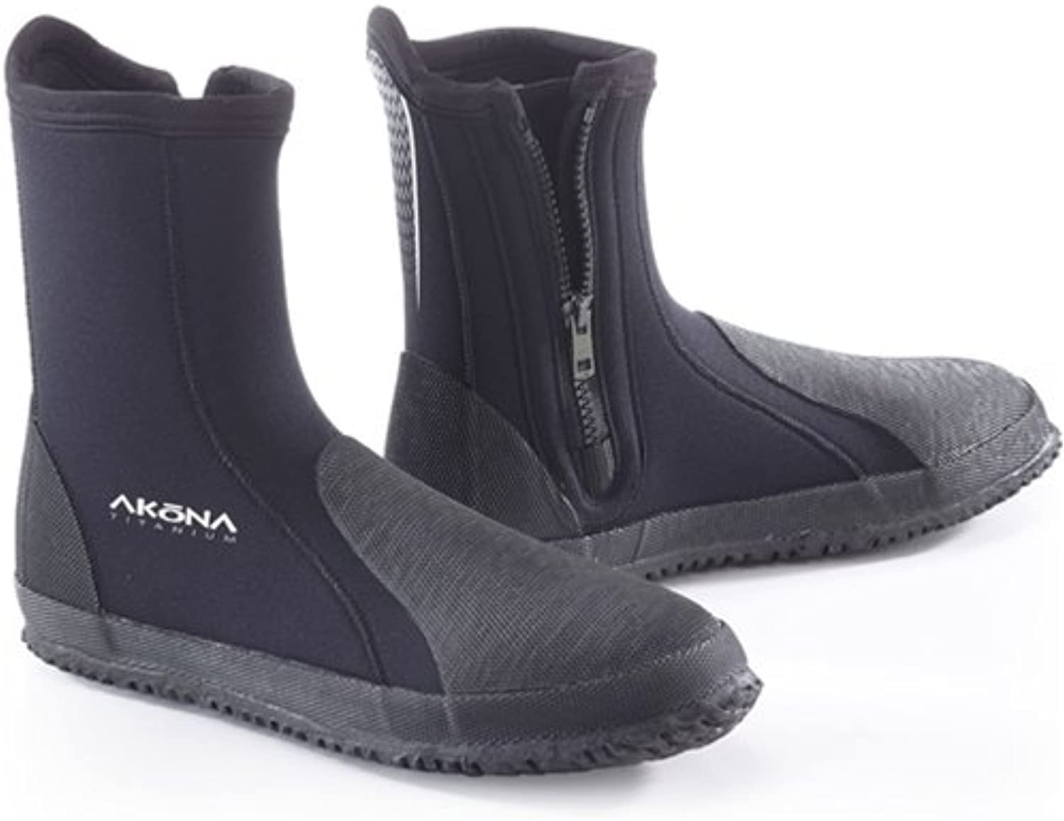 Akona 3.5mm Scuba Deluxe Dive Boot  Size 6 (AKBT23106)