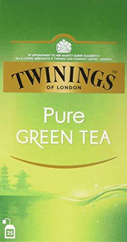 Twinings Green Teas Pure Green Tea - 1 x 25 Beutel