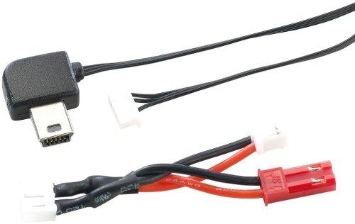 Simulus Zubehör zu Drohne Live-Kamera: Video-Ersatzkabel für GoPro® Hero 3 an Quadrocopter QR-X350.PRO (GPS-Drohne mit Live-Videokamera)