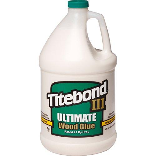 Titebond ZL-141/6 Ultimate Holzleim für den Innen und Außenbereich, wasserfest, 3,78 kg