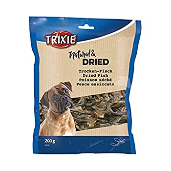 Trixie - 2800 - Friandises pour chien - Anchois séchées - 400 g