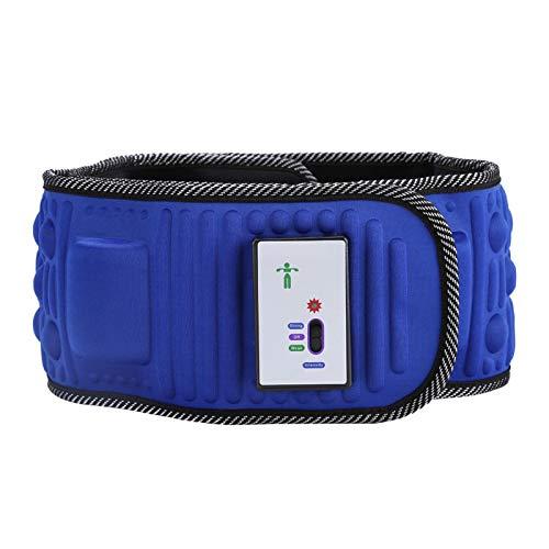 Cinturón de adelgazamiento eléctrico Masajeador de pérdida de peso para quemar grasa...