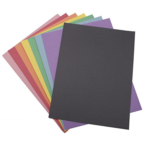 Crayola 99-3000 Construction Paper 9x12 Pad, 8 Classic Colors (96 Sheets), Great for Classrooms & School Projects, 9
