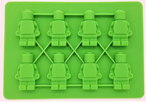 edeckk Lego Männchen klein 8 er