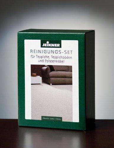 Jeikner Reingungsset MIDI für Teppiche, Teppichböden und Polstermöbel