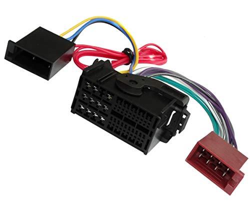 AERZETIX: Cavo adattatore ISO per autoradio originale C41261
