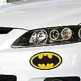 Batman sticker mural autocollant autocollant Batman voiture réfléchissante corps entier et accessoires de décalque pour autocollants de voiture Ford Focus